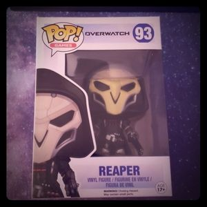 Overwatch Funko Collectible
